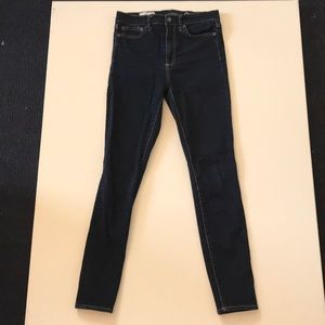 *MOVING SALE* Gap high rise skinny jean